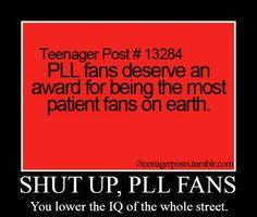 Correction. Sherlockians are the MOST PATIENT fans. Ever. No argument.