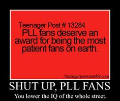 Correction. Sherlockians are the MOST PATIENT fans. Ever. No argument.