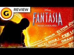 Fantasia: Music Evolved Review - YouTube Joy, Music, Youtube, Fantasy, Musica, Musik, Glee, Muziek, Being Happy