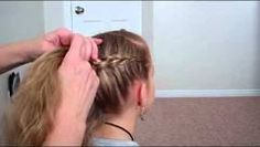 How to do a Conch Shell or Nautilus Braid - YouTube