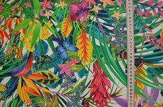 Weiteres - Dekostoff Welcome to the Jungle - ein Designerstück von stoffe-tippel bei DaWanda