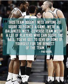 It's the Spurs way #GSG #SpursFanForLife #SpursNation