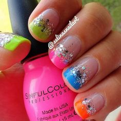 30 Eye-Catching Summer Nail Art Designs http://www.jexshop.com/