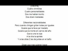 Maluma - Cuatro Babys ft Noriel, Bryant Myers, Juhn Lyrics All About Music, Music Lyrics, Decir No, Youtube, Lyrics, Song Lyrics, Youtubers, Youtube Movies