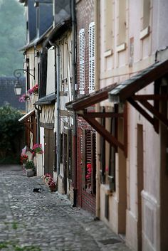 French Cottages by Samantha Higgs #france
