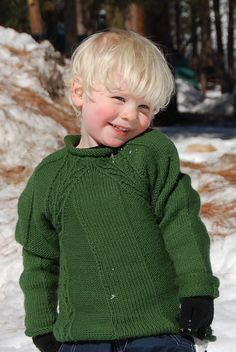 Leif's Twisted Tree Pullover Knitting For Kids, Crochet For Kids, Baby Knitting, Knit Crochet, Twisted Tree, Blue Garter, Boys Sweaters, Men Sweater, How To Purl Knit