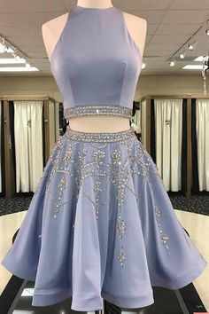 Discount Magnificent Short Homecoming Dress, Prom Dress Blue, Two Pieces Homecoming Dress - Homecoming Dresses Short Homecoming Dresses Two Piece Beautiful Homecoming Dresses Prom Dresses Blue Source by sheenaberglund - 2 Piece Homecoming Dresses, Prom Dresses 2018, A Line Prom Dresses, Dresses For Teens, Dresses Uk, Stylish Dresses, Sexy Dresses, Elegant Dresses, Dress Prom