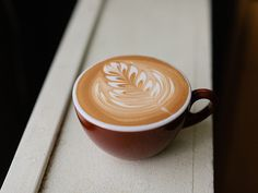 Slide Show | Latte Art: How to Draw a Rosetta on Your Coffee | Serious Eats