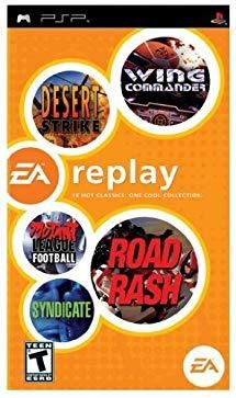 Ea Replay Sony Psp Amazon Bestseller Auto Selected By The