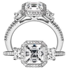 Bella Vita Engagement Ring by Ritani