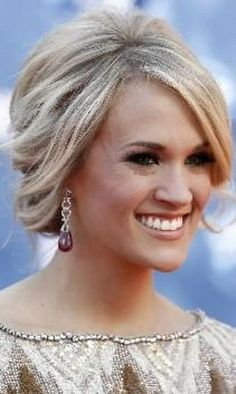 carrie underwood updo hairstyles - Google Search