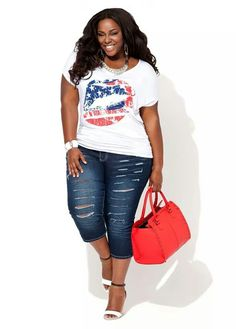 celebrate the 4th of july in style with our plus size passport