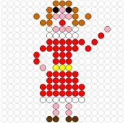 Kralenplankjes feesten - kerstmis ~ Juf Milou Alba, Pixel Art, Website, School, Home Decor, Board, Mosaics, Patterns, Manualidades