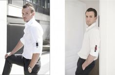 Gamme homme de Clipshirt Spirit  #accessoire #mode #homme #femme #fashion #pince #vêtement #crowdfunding #financement #mymajorcompany