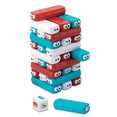 Juego de equilibrios con barras de colores Tower