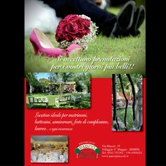 Si accettano prenotazioni per i vostri giorni pi? belli!!    Location ideale per matrimoni, battesimi, anniversari, feste di compleanno, laurea... e ogni ricorrenza    Ristorante Parco Pruccoli  Via Maceri, 35   Villaggio 1? Maggio - RIMINI  tel 0541752362 - 3394581624  www.parcopruccoli.it    #Abir? #magazine #annuncirimini #rimini #vivorimini #vivoemiliaromagna #matrimonio #laurea #compleanno  #party #battesimo #anniversari #myrimini2016 #followme #like4like #rivieraromagnola #riccione…