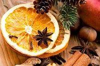 Cómo secar las naranjas | How to dry oranges