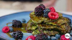 Groene smoothie pancakes van Chickslovefood - Recept - Allerhande