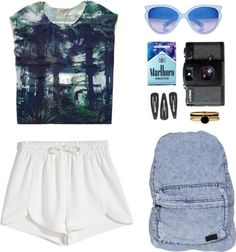 """""""sorry it's been so long!"""" by luciaaaaa ❤ liked on Polyvore"""
