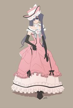 Ciel, he's prettier then normal girls - Kuroshitsuji ~ DarksideAnime