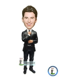 Best Bobblehead Custom Made Groomsmen Gifts Find unique Christmas presents and gift ideas for men, women and kids at Custom Bobbleheads.