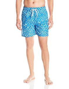 Sunshine Cool Volleyball Between Fire and Water Mens Beach Shorts Elastic Waist Pockets Lightweight Swimming Board Short Quick Dry Short Trunks