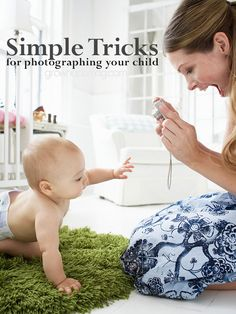 Simple Tricks for Photographing Your Child | Grown Ups Magazine - 4 ways to get the best #pictures of your kids.