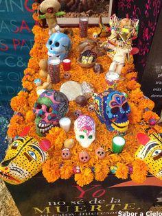 Sabor a Cielo: Día de muertos - Una tradición muy mexicana