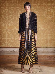 Alberta Ferretti Limited Edition Spring 2016 Couture Fashion Show