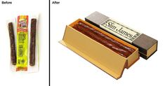 Artist Changes Packages Of Junk Food So That Hipsters Would Buy It