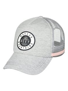 719a0fc8 Dig This Trucker Hat 191274282633 | Roxy Polyester Material, Girl With Hat,  Sun Hats