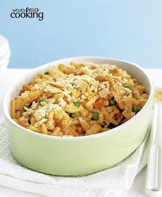 "Speedy Tuna ""Casserole"" #recipe"