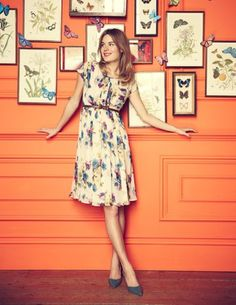 I've spotted this @BodenClothing. The Cecily Dress. Want.