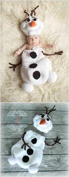 Crochet Cute Christmas Cocoon and Pattern