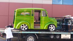 1954 Model 13 Divco Milk Wagon | Studz Custom Designs