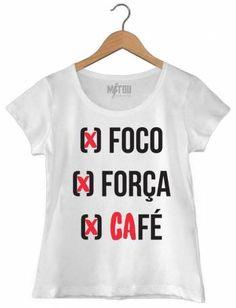 27 melhores imagens de Camisetas Café f0096c078fc