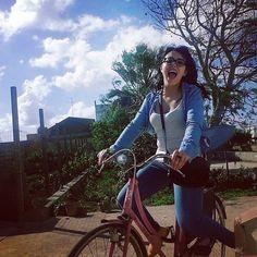 Signorina libertà... #freedom #free #libertà #urlo #bicicletta #graziellabike #vento #ventosa #moment #istagoodness #istantmoment #life #lifestyle #istagood #tagstagramers #sicily_mood #marsala by makasard