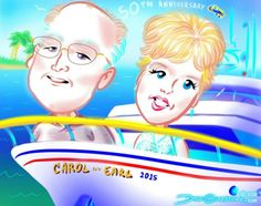 See the 50th Anniversary #caricatures I drew last week https://facebook.com/pages/Caricature-Artist/65878249487