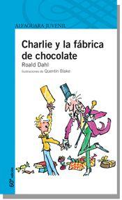 """Animación a la lectura con """"Charlie y la fábrica de chocolate"""", de Roald Dahl. #AnimacionAlaLectura #RoaldDahl"""