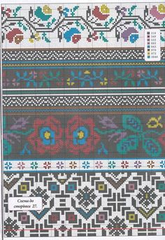 /// Cross Stitch Bookmarks, Cross Stitch Borders, Cross Stitch Flowers, Cross Stitch Charts, Cross Stitching, Cross Stitch Embroidery, Embroidery Patterns, Cross Stitch Patterns, Sewing Patterns
