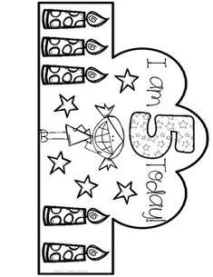 Best Indoor Garden Ideas for 2020 - Modern Preschool Birthday, Classroom Birthday, Birthday Crafts, Daycare Crafts, Preschool Activities, Crafts For Kids, Happy Birthday Crown, Girl Birthday, Birthday Bulletin Boards