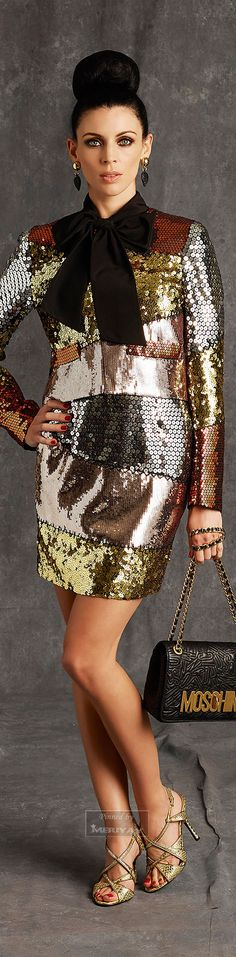 Moschino Pre-Fall 2015 -   ~LadyLuxuryDesigns ★  http://lider.znaet.tv  ★