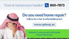 Visit us - http://upkeep.ae/up_service/ac-repair-services-in-dubai/ - We are qualified and skilled ac repairing and ac installation in Dubai service provider company. We have got very qualifier people in our team, skilled handyman supported with well advance technology and latest equipment offering the world's best services up to our customer's satisfaction.