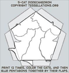 tessellation patterns 2 essay Free essay: art and mathematics:escher and tessellations on first thought,   valley built homes and temples, decorated with mosaics in geometric patterns.