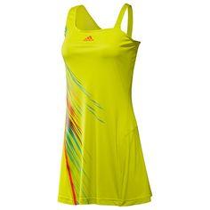 Adidas tennis dress- loved this when Ana Ivanovich wore it at Roland Garros!!