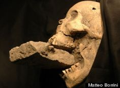 ARTICLE: 'Vampire' Plague Victim: Remains Found In 16th Century Venice Grave Spur Scientific Debate. Vampire superstitions were common when plague devastated Europe, and much, if not all, of this folklore could be due to misconceptions about the natural stages of decomposition.The recently dead can often appear unnervingly alive. However, now other researchers are openly deriding this claim. Where some might see an exorcism, these researchers see a brick accidentally falling into a skull's…