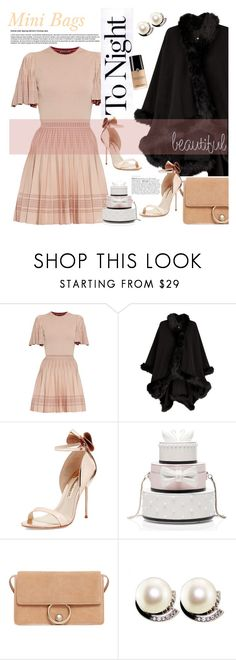 """""""02.11.17-3"""" by malenafashion27 ❤ liked on Polyvore featuring Alexander McQueen, Sophia Webster, Kate Spade and MANGO"""