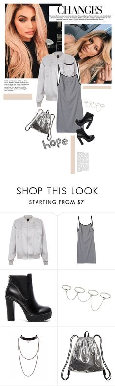 """""""""""The only way to find true happiness is to risk being completely cut open."""" -Chuck Palahniuk, Invisible Monsters"""" by are-you-with-me ❤ liked on Polyvore featuring Justin Bieber, New Look, Steve Madden, Topshop, Monki, Lipsy, SteveMadden and newlook"""