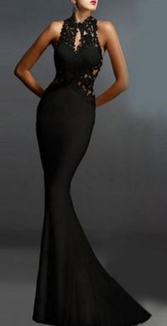 Omg i dont normally go for this style dress but this silhouette looks stunning!!
