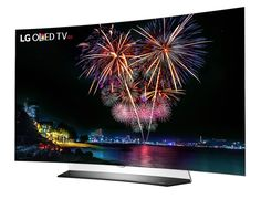 """Le rêveeeeeeeee 😍 😍 😍 TV 55"""" LG - OLED / 4K / Incurvée / 3D / Smart TV à 2088€ au lieu de 3499€ !! #bonplan"""